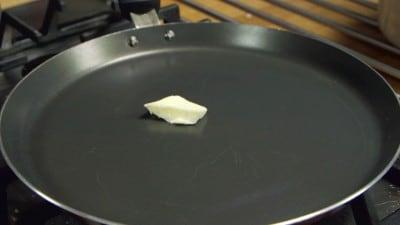 Cannelloni di crepes ai funghi