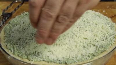 Torta salata bietola e groviera