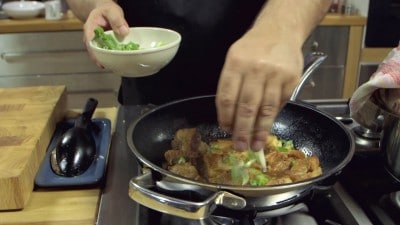 Costine di maiale glassate cinesi