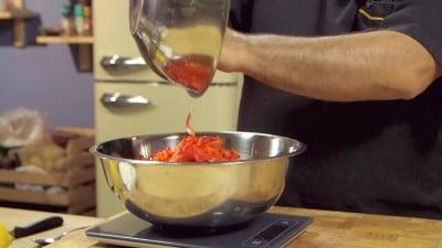 Marmellata di peperoni rossi