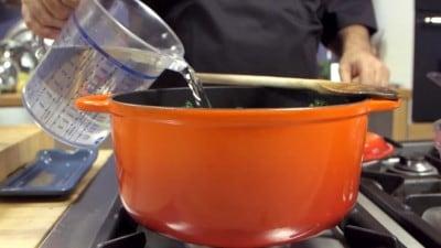 Crema di cavolo nero e patate