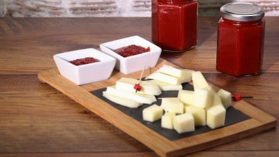 Marmellata di peperoncini rossi