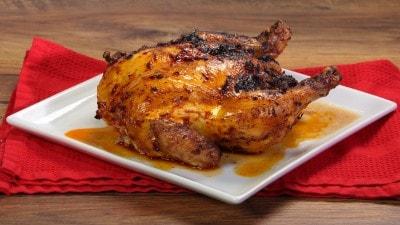 Pollo con l'harissa