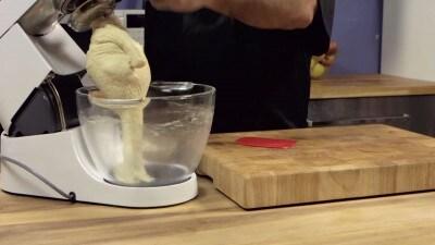 Pasta per panzerotti