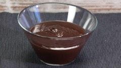 Glassa a specchio al cioccolato