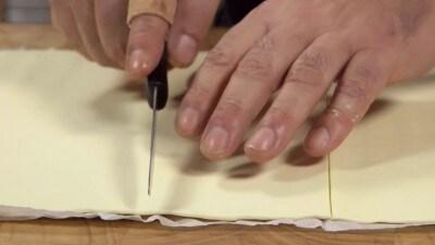 Rustici di pasta sfoglia