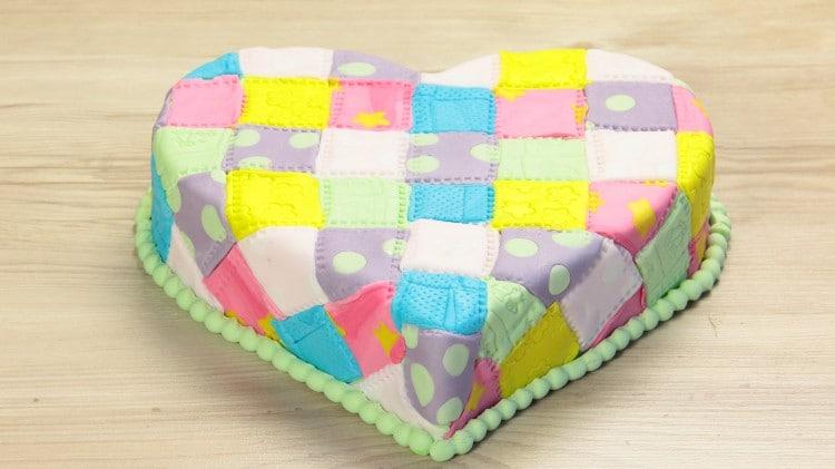 Torta patchwork