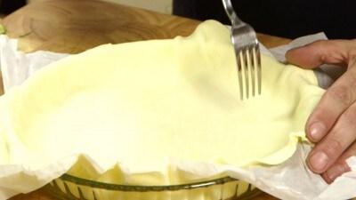 Torta salata zucchine e gorgonzola