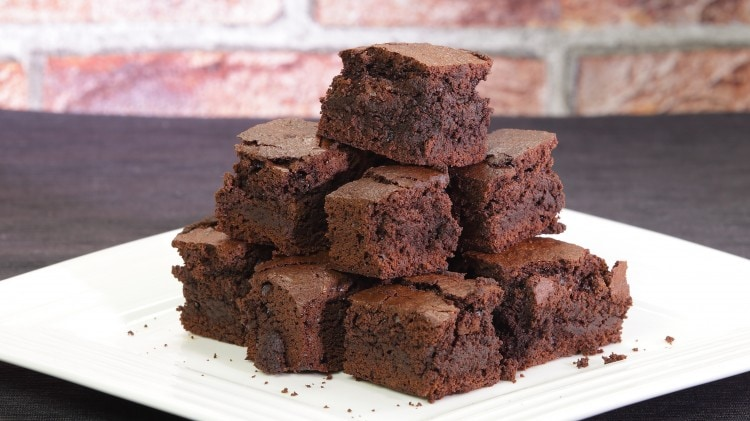 Brownies cremosi