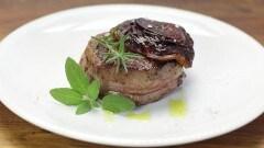 Filetto al porcino