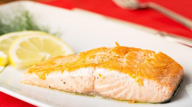 Salmone In Padella Ricetta Perfetta Cookaround