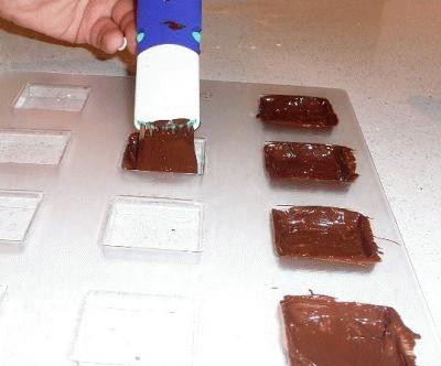 Cioccolatini after eight