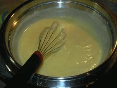 Sbrisolona alla crema