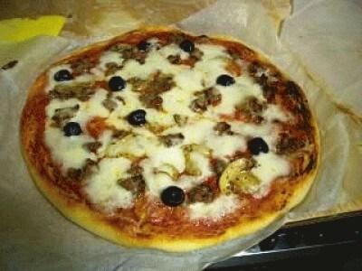 Pizza di GLORIA.IAIA