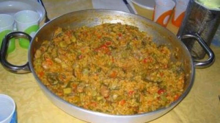 La Paella De Verduras di ALEN76