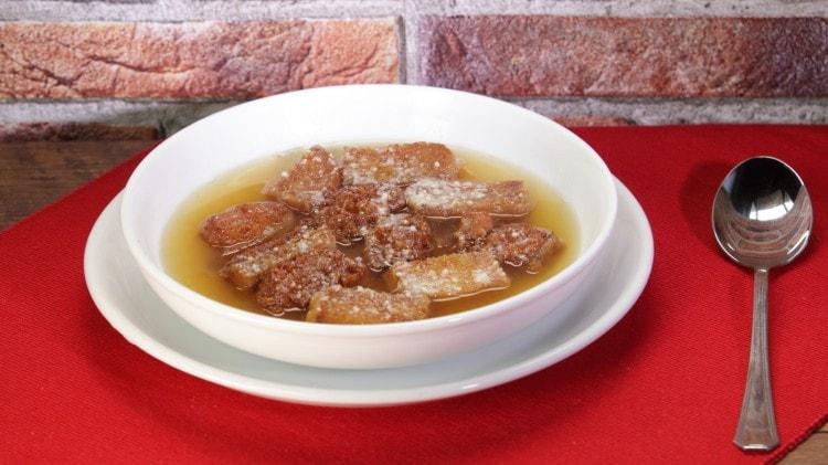 Zuppa ripiena