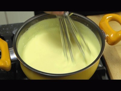 Torta con crema al mascarpone e Nutella