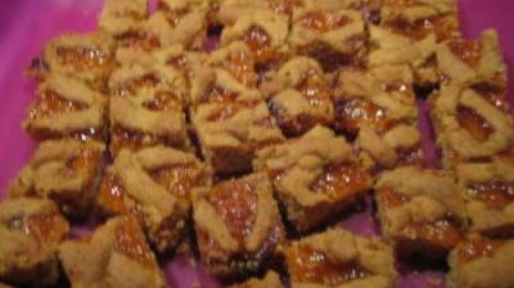 Biscotti di Natale: Linzerschnitten