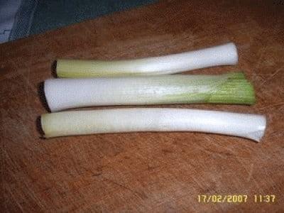 Robiola e cipolline
