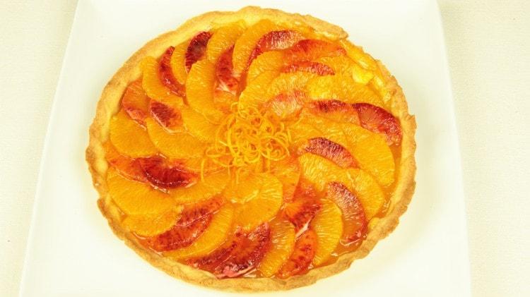 Crostata di arance