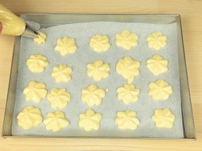 Pasta per biscotti al burro