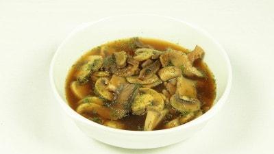 Zuppa di funghi | Zupa Grzybowa