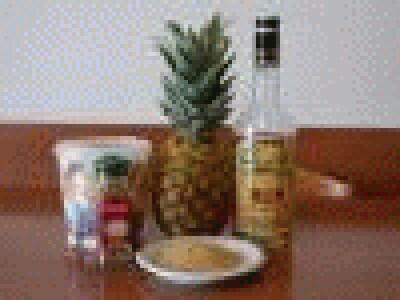 Ananas ubriaco