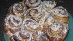 Torta di rose bicolore con Nutella