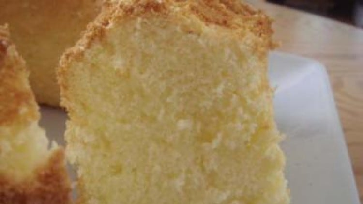 Pan di Spagna di zia Angela