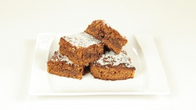 Brownies Cocco-Nutella