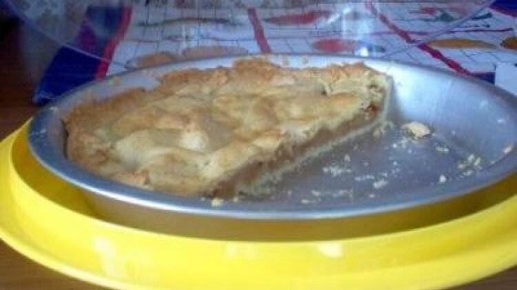 Apple Pie con cannella