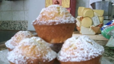 Muffin esotico