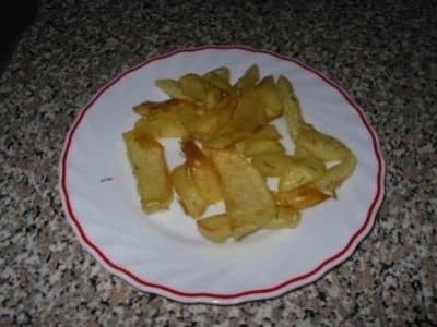 Patate al forno croccanti in poco tempo
