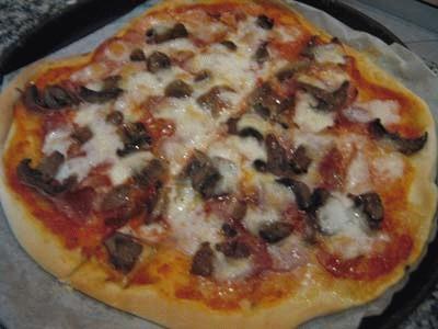Base per la pizza