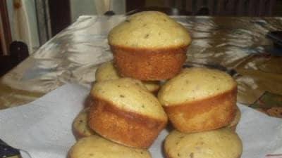 Muffins al bacio