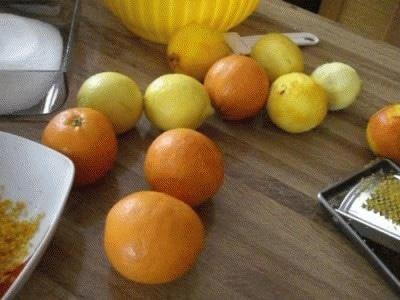 Rondelle all'arancia