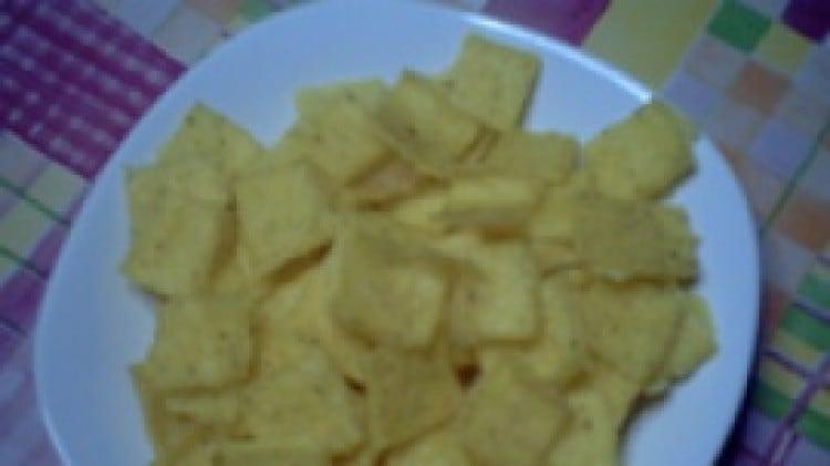 Patatine di mais