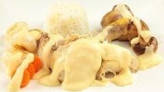 Blanquette di pollo