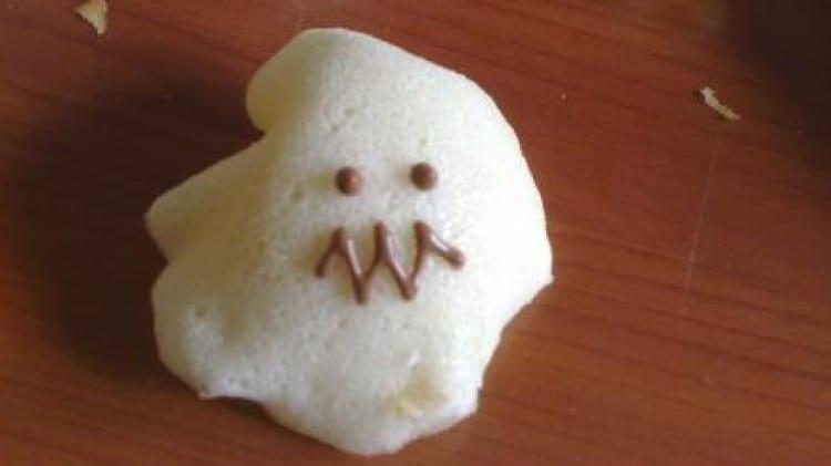 Un fantasma, che paura!