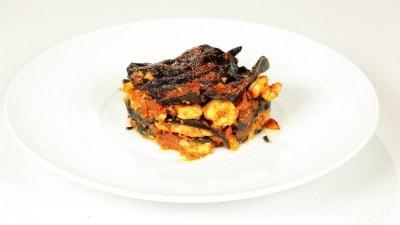 Lasagne nere di mare