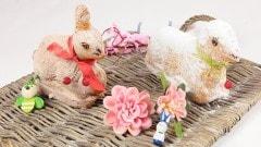 Animaletti dolci pasquali