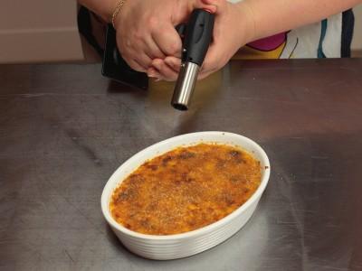 Crema cotta al Baileys