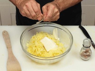 Torta d'agnello in crosta