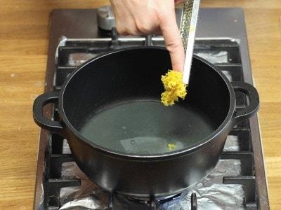 Crostata con lemon curd e fragole