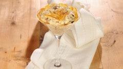 Mousse croccante ai pistacchi