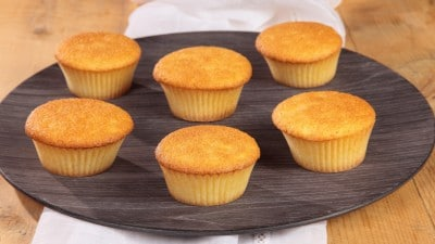 Cupcakes gialli (base)