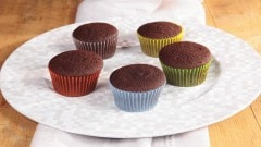 Cupcakes al cioccolato (base)