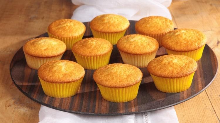 Cupcakes al limone (base)