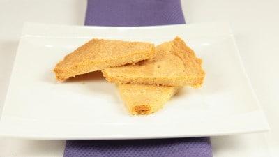 Biscotto shortbread scozzese