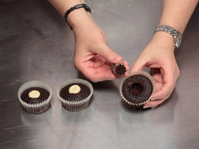 Cupcakes al caffè